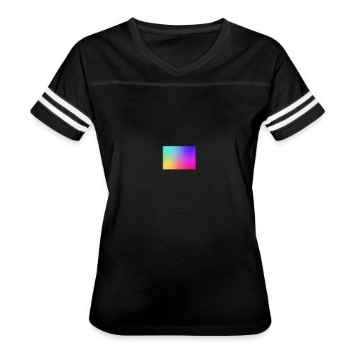 GRADIENT - Women's Vintage Sport T-Shirt