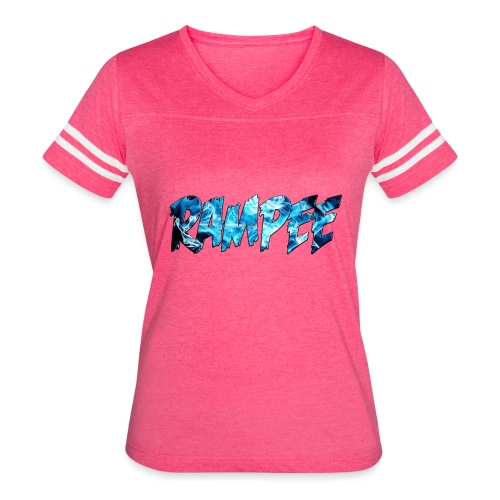 Blue Ice - Women's Vintage Sport T-Shirt