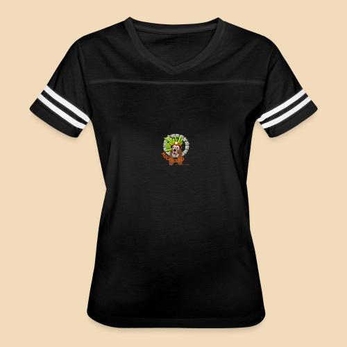 Rockhound reduce size4 - Women's Vintage Sports T-Shirt