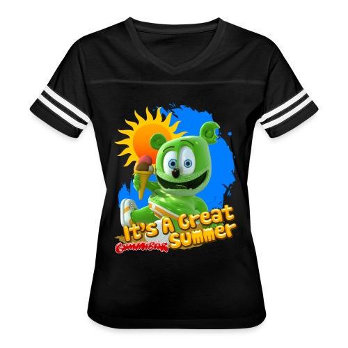 It's A Great Summer - Women's Vintage Sport T-Shirt