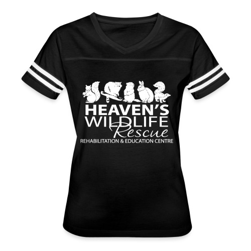HWR White - Women's Vintage Sport T-Shirt