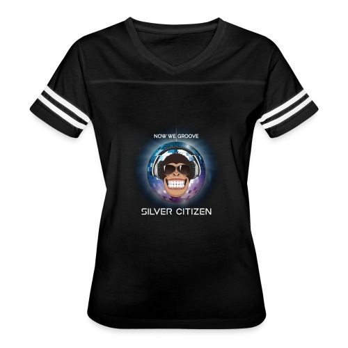 New we groove t-shirt design - Women's Vintage Sport T-Shirt