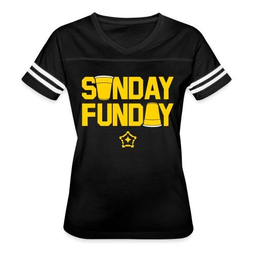 sunfun - Women's Vintage Sports T-Shirt