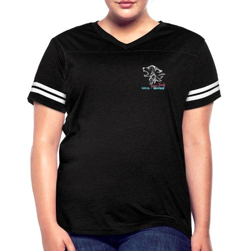 Loyal Brother - Women's Vintage Sports T-Shirt