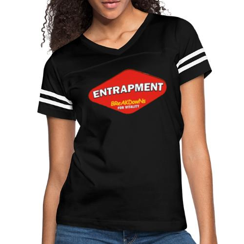 entrapmite - Women's Vintage Sports T-Shirt
