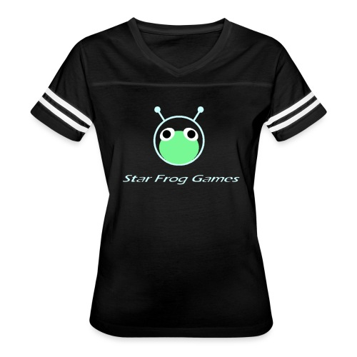 Star Frog Games - Women's Vintage Sport T-Shirt