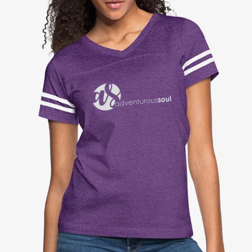 Adventurous Soul Wear - Women's Vintage Sports T-Shirt