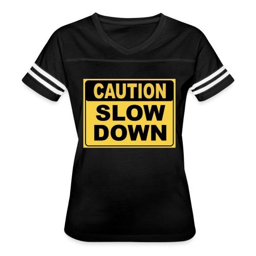 7464586A C678 4CC4 92DC C8C859F4FBF6 - Women's Vintage Sport T-Shirt