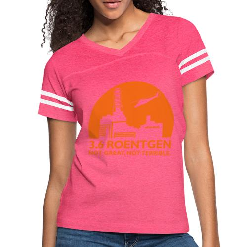 3.6 Roentgen - Women's Vintage Sport T-Shirt