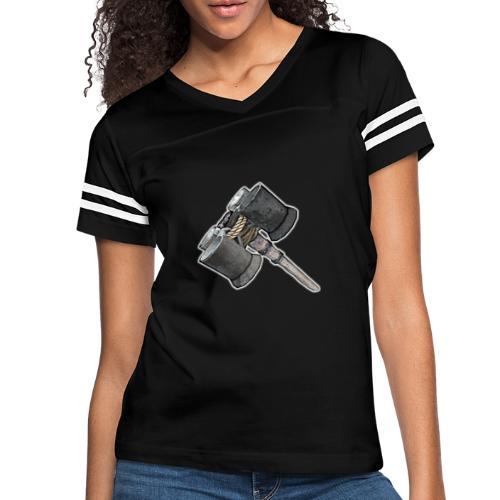 Weaponized Junk Mod - Women's Vintage Sport T-Shirt