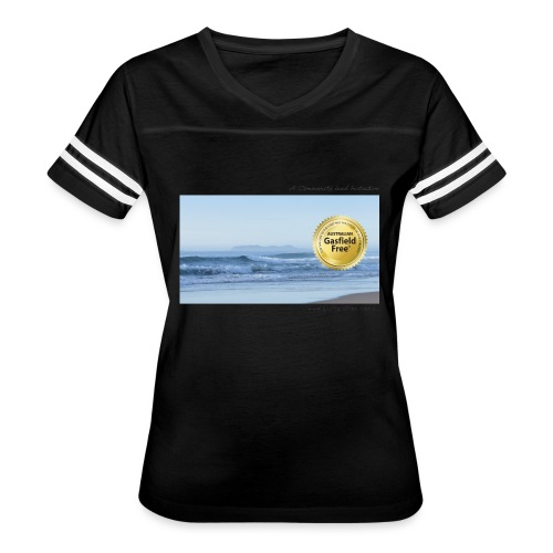 Beach Collection 1 - Women's Vintage Sport T-Shirt