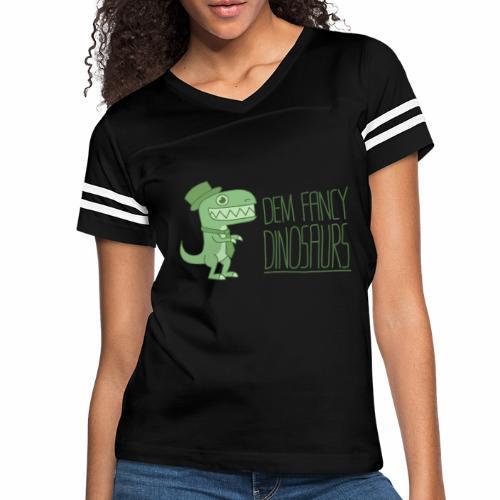 Dem Fancy Logo - Women's Vintage Sport T-Shirt