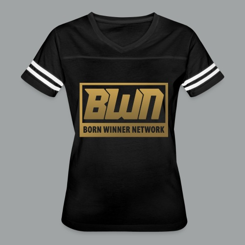BWN (Gold) - Women's Vintage Sport T-Shirt