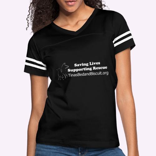 save - Women's Vintage Sport T-Shirt