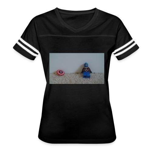 chill like captin - Women's Vintage Sport T-Shirt