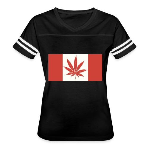 Canada 420 - Women's Vintage Sport T-Shirt