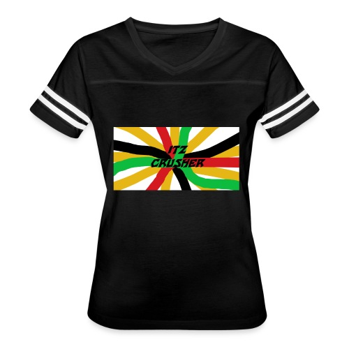 ITZ CRUSHER - Women's Vintage Sport T-Shirt