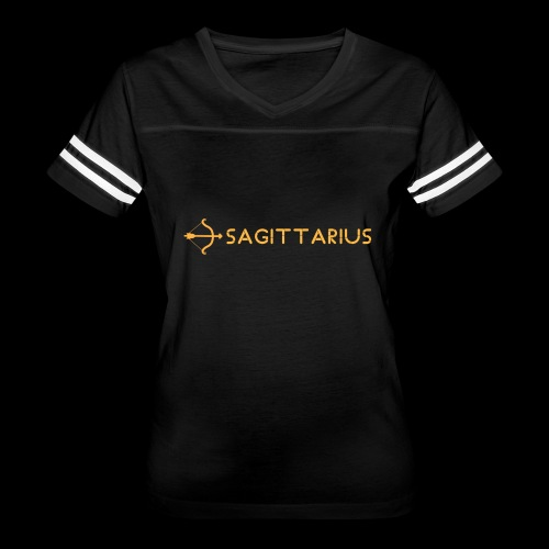 Sagittarius - Women's Vintage Sport T-Shirt