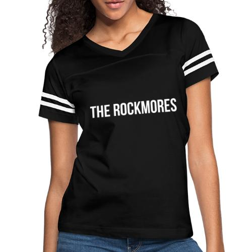 THE ROCKMORES - Women's Vintage Sports T-Shirt