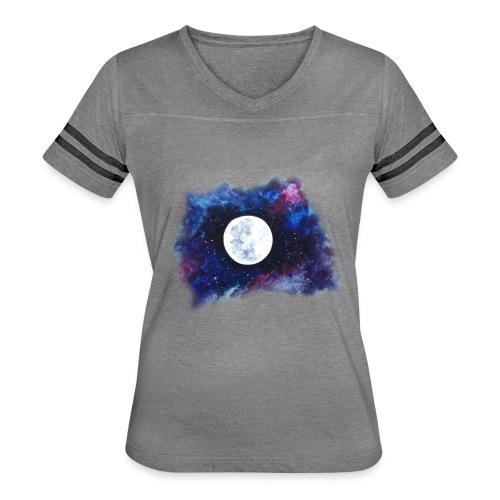 moon shirt - Women's Vintage Sport T-Shirt