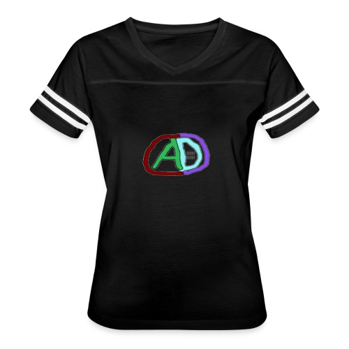 hoodies with anmol and daniel logo - Women's Vintage Sport T-Shirt