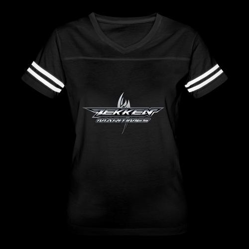 Tekken Maritimes Logo transparent - Women's Vintage Sport T-Shirt