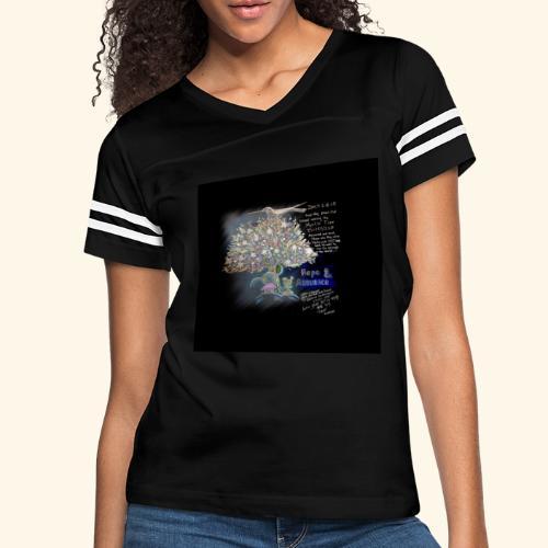 Zech1 black - Women's Vintage Sport T-Shirt