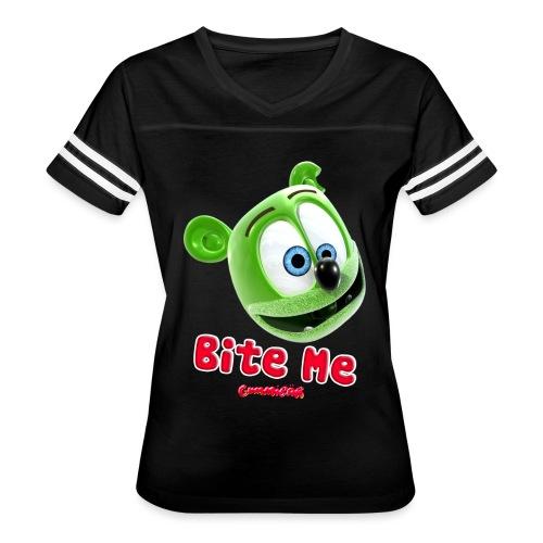Bite Me - Women's Vintage Sport T-Shirt