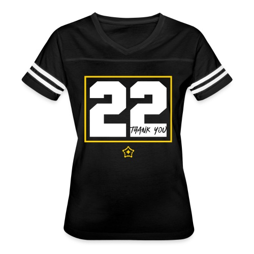 22v - Women's Vintage Sport T-Shirt