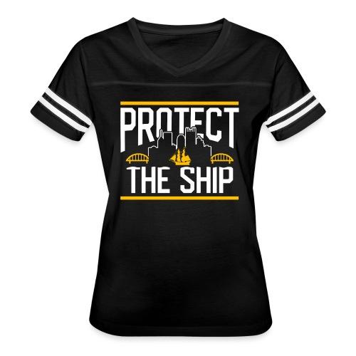 protect - Women's Vintage Sport T-Shirt