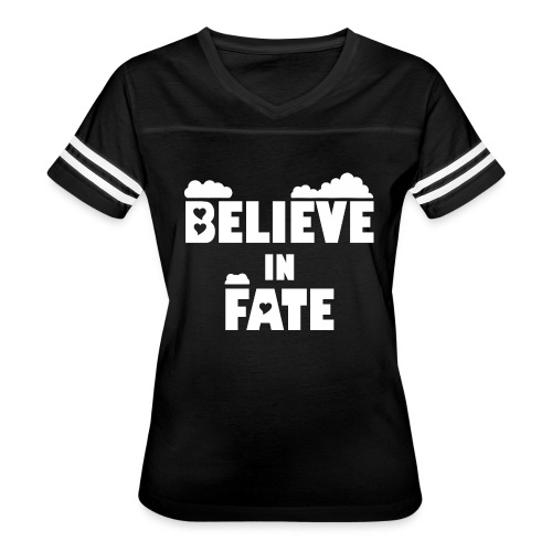 Believe In Fate | Mike Fate - Women's Vintage Sport T-Shirt