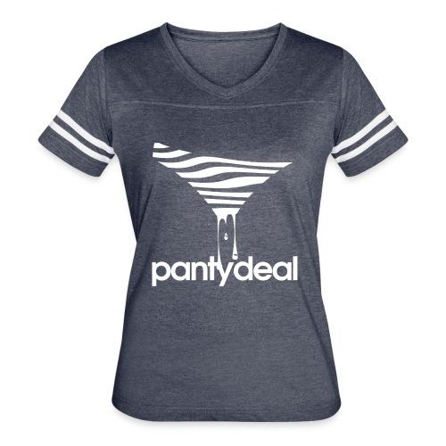 Slip Logo - Women's Vintage Sport T-Shirt