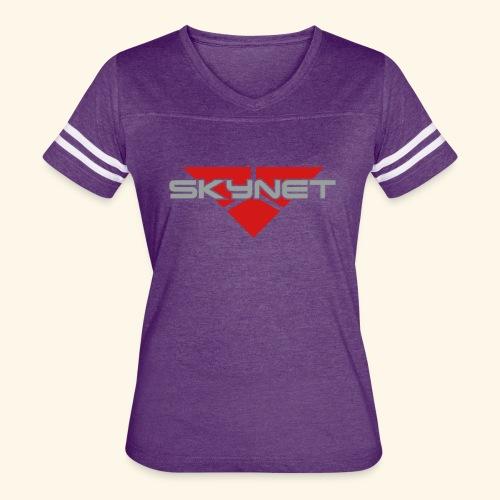 Skynet - Women's Vintage Sport T-Shirt