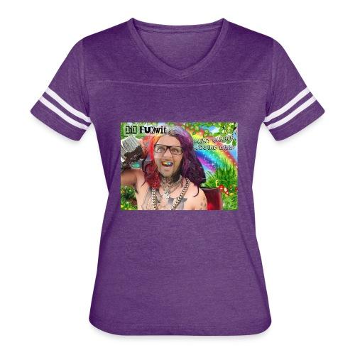 Fairy cannon - Women's Vintage Sport T-Shirt