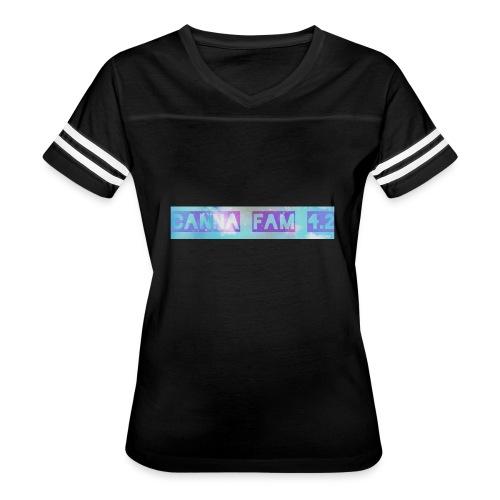 Canna fams #3 design - Women's Vintage Sports T-Shirt
