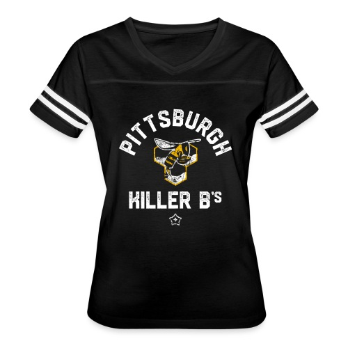 b s png - Women's Vintage Sport T-Shirt