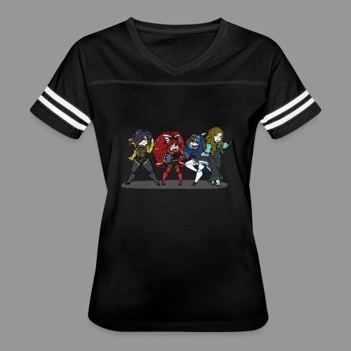 Chibi Autoscorers - Women's Vintage Sport T-Shirt