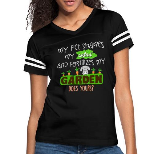 Bunny Benefits - Women's Vintage Sport T-Shirt