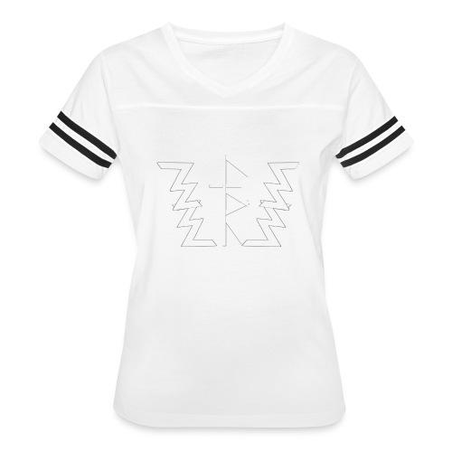 Faith Runnerz Tee Logo - Women's Vintage Sport T-Shirt