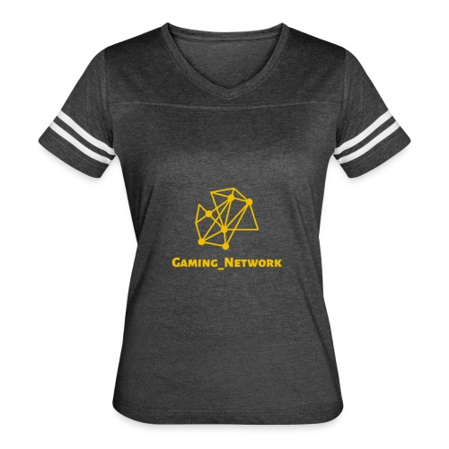 gaming network gold - Women's Vintage Sport T-Shirt