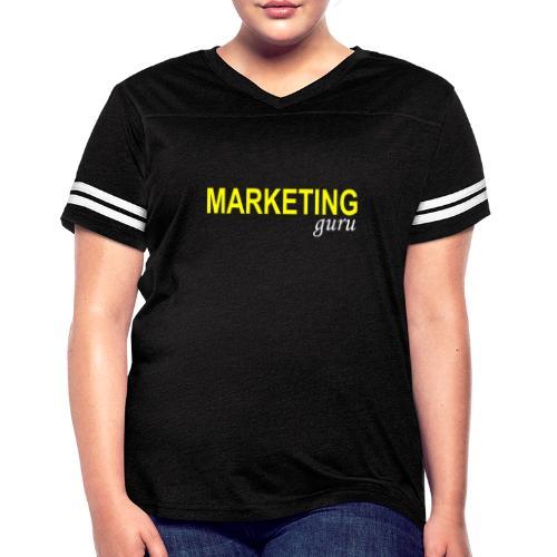 Marketing Guru - Women's Vintage Sport T-Shirt