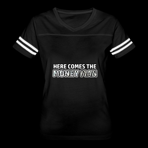 Here Comes The Money Man - Women's Vintage Sport T-Shirt