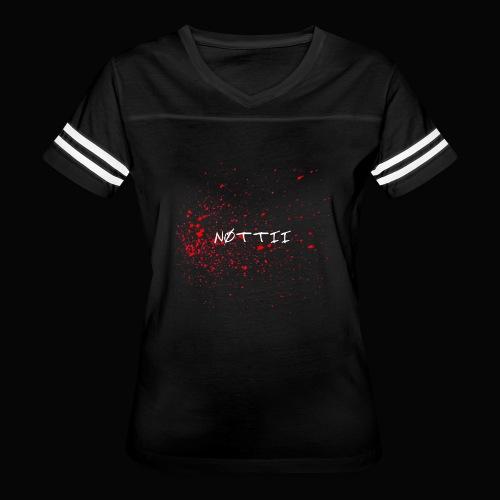 NØTTII - Women's Vintage Sport T-Shirt
