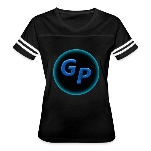 Large Logo Without Panther - Women's Vintage Sport T-Shirt