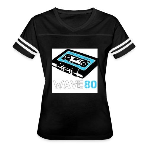 Alt Logo - Women's Vintage Sport T-Shirt