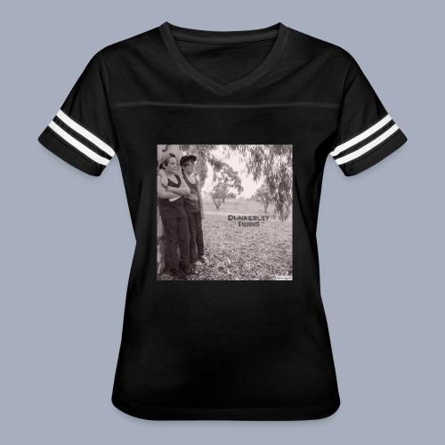 dunkerley twins - Women's Vintage Sport T-Shirt