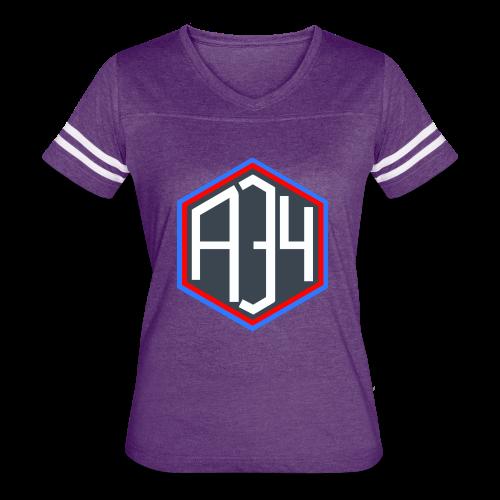 Adrian 34 LOGO - Women's Vintage Sport T-Shirt