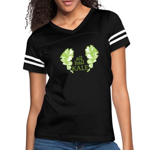 All Hail KALE - Women's Vintage Sport T-Shirt