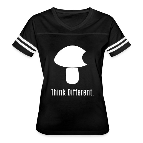 Think Different. - Women's Vintage Sport T-Shirt