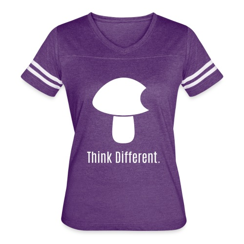 Think Different. - Women's Vintage Sport T-Shirt